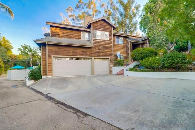 9225 Bramble Rd., La Mesa, CA 91942 (#200044138) :: Neuman & Neuman Real Estate Inc.