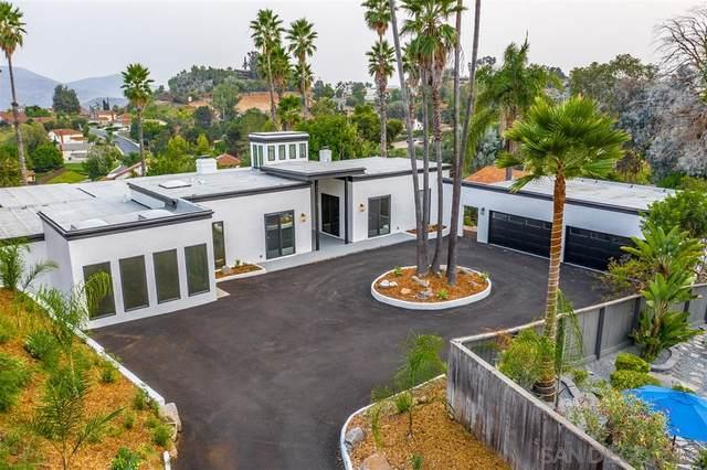1817 Shadow Knolls Pl, El Cajon, CA 92020 (#200044225) :: Neuman & Neuman Real Estate Inc.