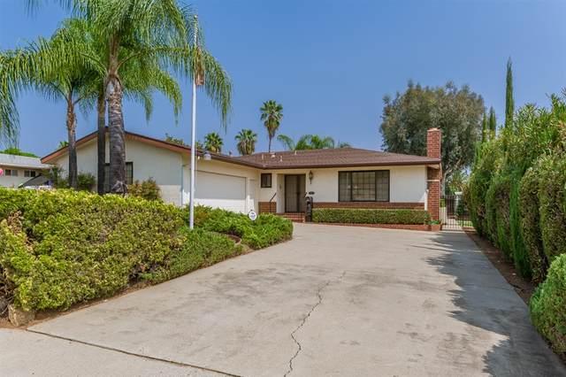 1052 Thomas Way, Escondido, CA 92027 (#200044370) :: Neuman & Neuman Real Estate Inc.