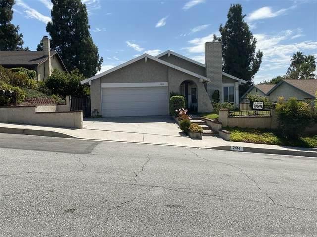 2414 S E Magdalena Dr, West Covina, CA 91792 (#200044547) :: Neuman & Neuman Real Estate Inc.