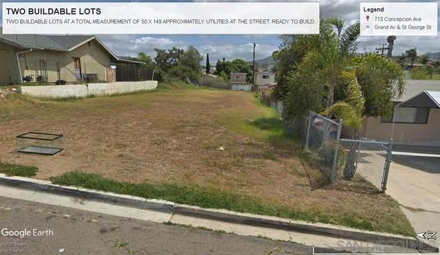 Concepcion Ave #21, La Mesa, CA 91977 (#200044894) :: Neuman & Neuman Real Estate Inc.