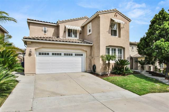 925 Yosemite Dr., Chula Vista, CA 91914 (#200045067) :: Neuman & Neuman Real Estate Inc.