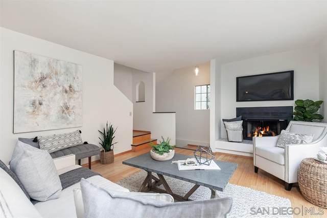 3793 Balboa Terrace A, San Diego, CA 92117 (#200045145) :: Tony J. Molina Real Estate