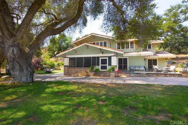 24270 Highway 78, Ramona, CA 92065 (#200045248) :: Tony J. Molina Real Estate