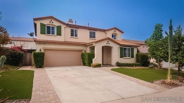 27677 Almont Way, Menifee, CA 92585 (#200045403) :: Neuman & Neuman Real Estate Inc.