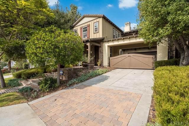 5708 Ginger Glen Trail, San Diego, CA 92130 (#200045474) :: Farland Realty