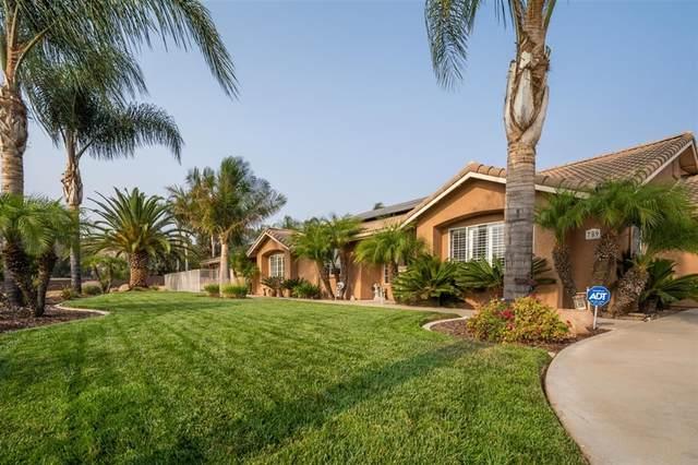 789 Sunny Hills Ct, Ramona, CA 92065 (#200045677) :: Tony J. Molina Real Estate