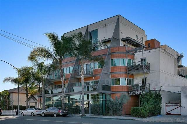 3980 9Th Ave. #206, San Diego, CA 92103 (#200045686) :: Tony J. Molina Real Estate