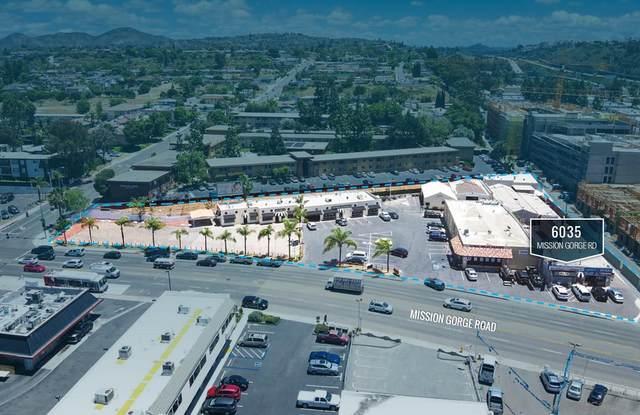 6035-6075 Mission Gorge Rd, San Diego, CA 92120 (#200045858) :: Neuman & Neuman Real Estate Inc.