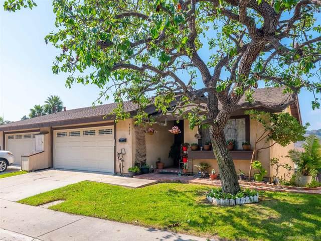 4460 Caminito Pedernal, San Diego, CA 92117 (#200046562) :: Tony J. Molina Real Estate