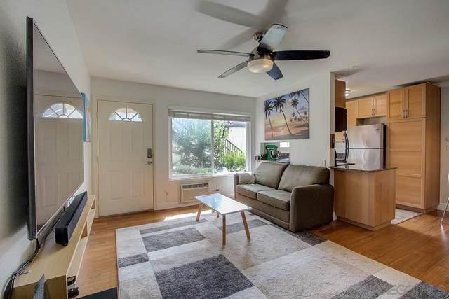 4387 Illinois St #4, San Diego, CA 92104 (#200048300) :: Tony J. Molina Real Estate