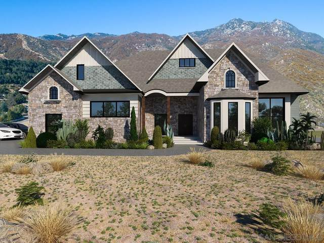 0 Camino Moro Lot F, Parcel 3, Warner Springs, CA 92086 (#200049581) :: SD Luxe Group