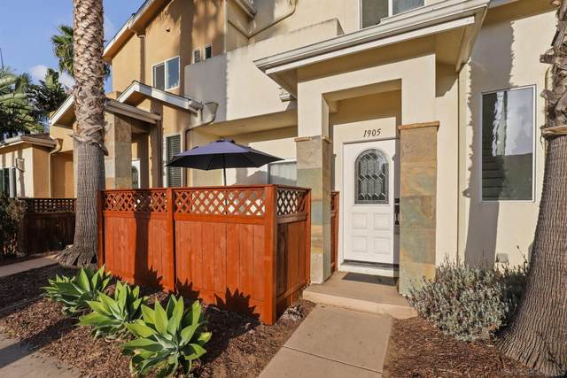 1905 Diamond St, San Diego, CA 92109 (#200049750) :: SD Luxe Group