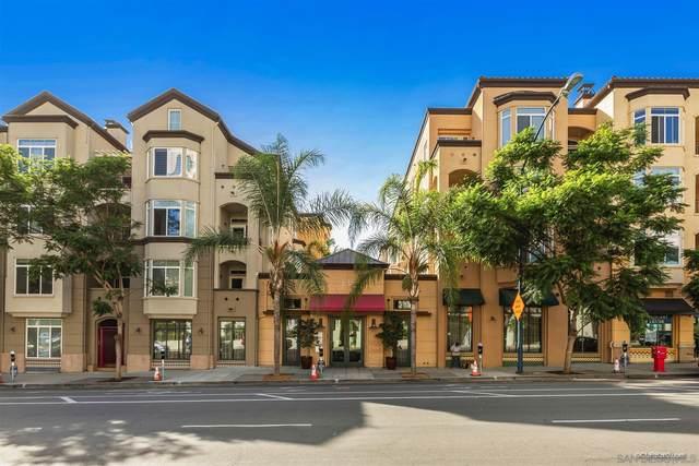 2400 5Th Ave #311, San Diego, CA 92101 (#200050156) :: Cay, Carly & Patrick | Keller Williams