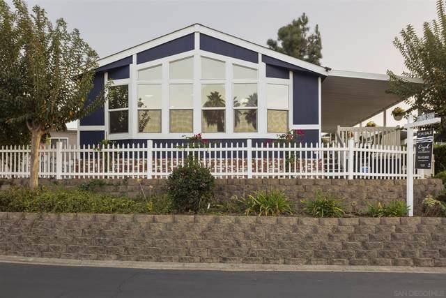 1145 E Barham Dr #63, San Marcos, CA 92078 (#200050952) :: Neuman & Neuman Real Estate Inc.