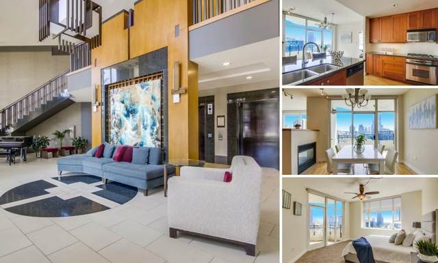 700 W Harbor Dr #1202, San Diego, CA 92101 (#200051034) :: Neuman & Neuman Real Estate Inc.