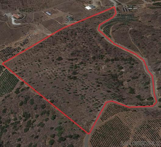 21.36 acres on Santa Virginia Dr #0, Valley Center, CA 92082 (#200051231) :: Solis Team Real Estate