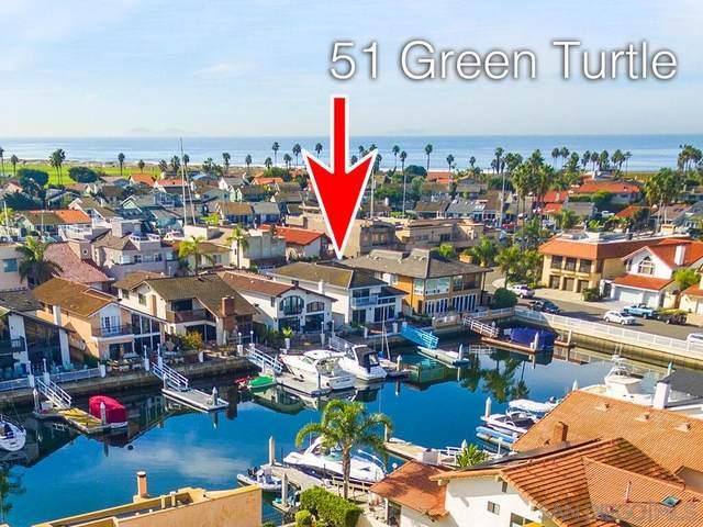 51 Green Turtle Rd, Coronado, CA 92118 (#200051921) :: Neuman & Neuman Real Estate Inc.