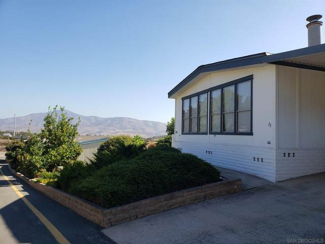 275 S Worthington #23, Spring Valley, CA 91977 (#200052125) :: Team Forss Realty Group
