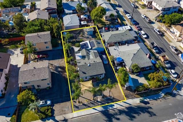 414 Richfield Ave, El Cajon, CA 92020 (#200052220) :: Neuman & Neuman Real Estate Inc.