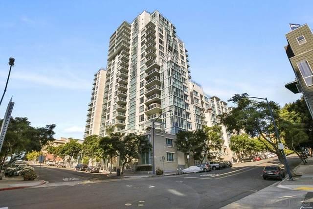 850 Beech Street #513, San Diego, CA 92101 (#200052359) :: Neuman & Neuman Real Estate Inc.