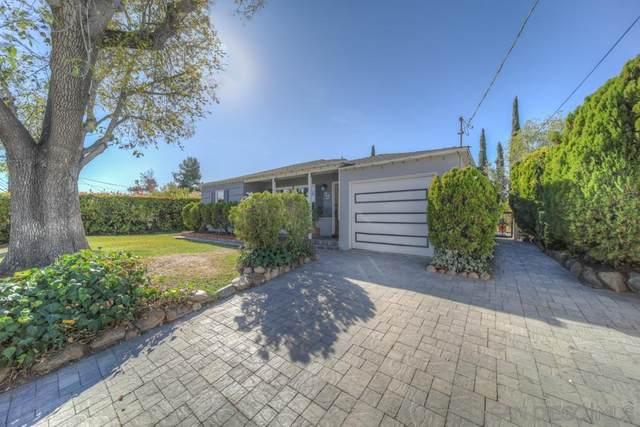 264 Garfield Ave, El Cajon, CA 92020 (#200052979) :: SD Luxe Group