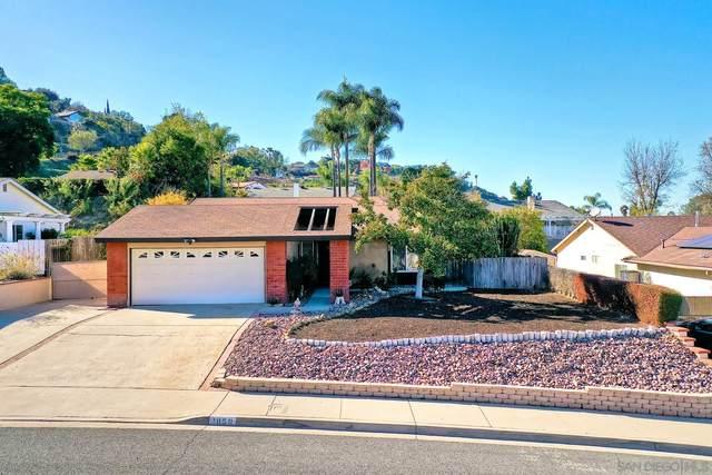 1050 Terrace Crst, El Cajon, CA 92019 (#200053037) :: Solis Team Real Estate