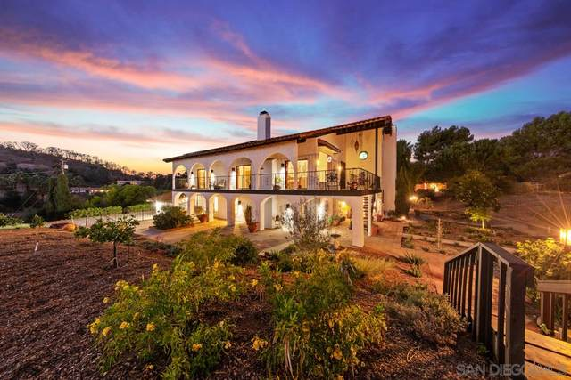 2910 Hill Valley Dr, Escondido, CA 92029 (#200053116) :: Solis Team Real Estate