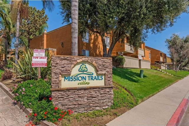 7737 Margerum Ave #107, San Diego, CA 92120 (#200054299) :: Neuman & Neuman Real Estate Inc.