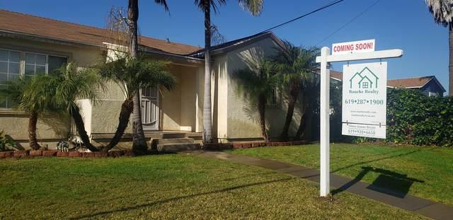 1120 S S 45Th St, San Diego, CA 92113 (#200054985) :: Tony J. Molina Real Estate