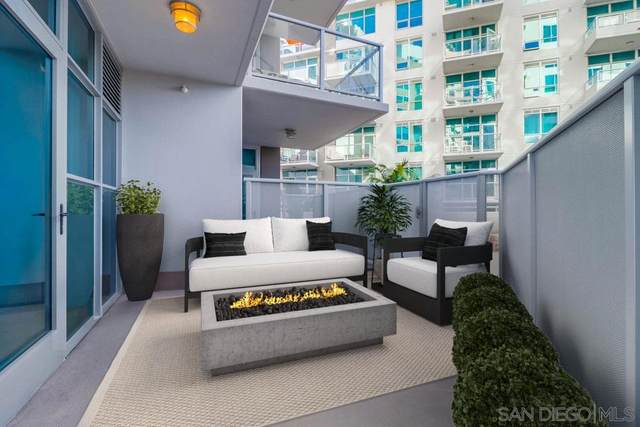 253 10Th Ave #228, San Diego, CA 92101 (#210000274) :: Zember Realty Group