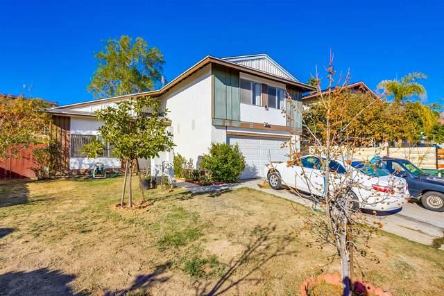 8432 Blossom Hill Dr, Lemon Grove, CA 91945 (#210000890) :: Neuman & Neuman Real Estate Inc.
