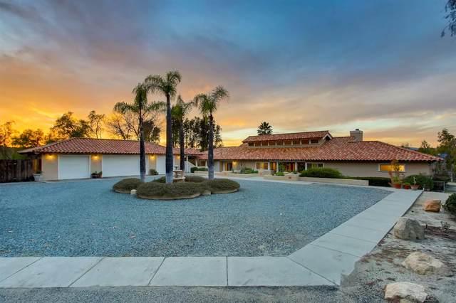 1580 Riverview, Fallbrook, CA 92028 (#210000944) :: Neuman & Neuman Real Estate Inc.