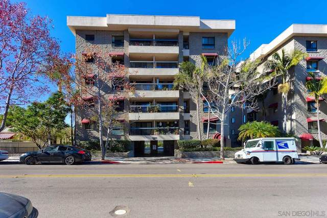 3560 1st Ave #16, San Diego, CA 92103 (#210001120) :: SD Luxe Group