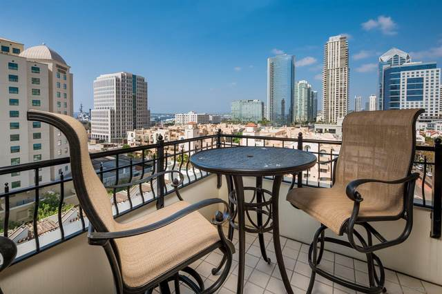 700 W Harbor Drive #1006, San Diego, CA 92101 (#210001186) :: SD Luxe Group