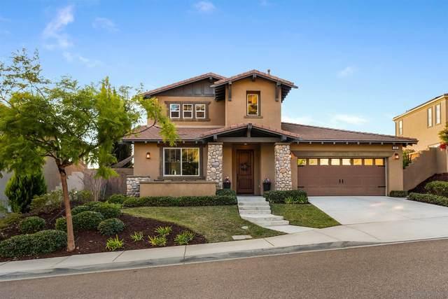 910 Tucana Dr, San Marcos, CA 92078 (#210001820) :: Tony J. Molina Real Estate