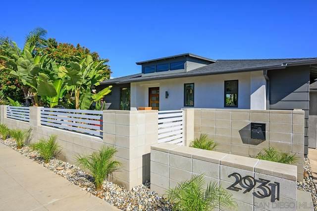 2931-33 Boundary, San Diego, CA 92104 (#210001943) :: Dannecker & Associates
