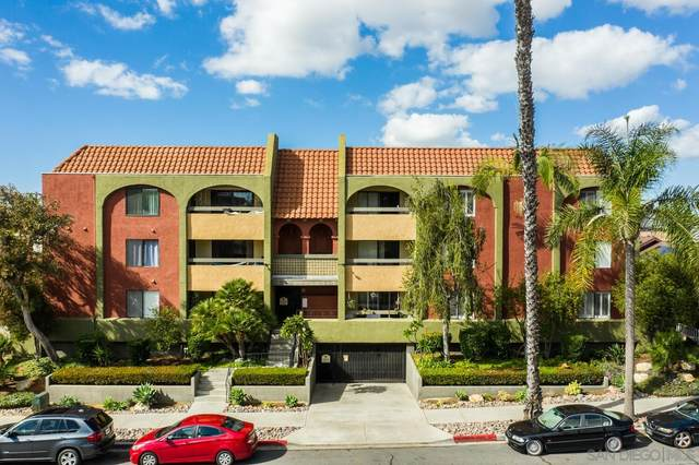 3930 Centre #204, San Diego, CA 92103 (#210002153) :: Yarbrough Group
