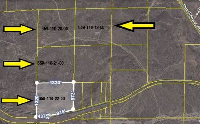PAR 4 Old Highway 80 Par 4, Jacumba, CA 91934 (#210002465) :: Wannebo Real Estate Group