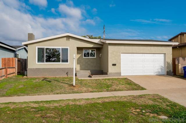 3717 Ashford Street, San Diego, CA 92111 (#210003414) :: Neuman & Neuman Real Estate Inc.
