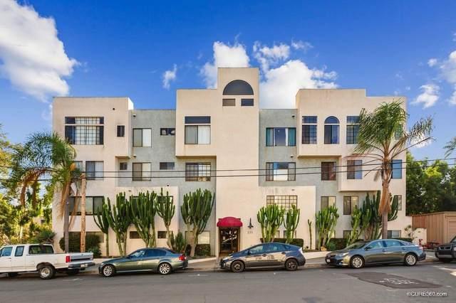 235 Quince St #401, San Diego, CA 92103 (#210004471) :: Neuman & Neuman Real Estate Inc.