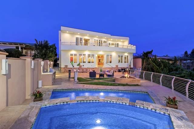 6062 Soledad Mountain Road, La Jolla, CA 92037 (#210004570) :: Wannebo Real Estate Group