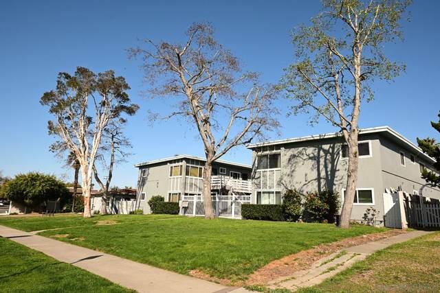 1024 Loring St #11, San Diego, CA 92109 (#210005137) :: Carrie Filla & Associates