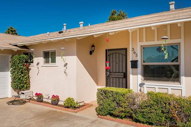 365 Provo Street, El Cajon, CA 92019 (#210005552) :: SD Luxe Group