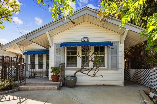 3746 10th Ave, San Diego, CA 92103 (#210006199) :: SunLux Real Estate