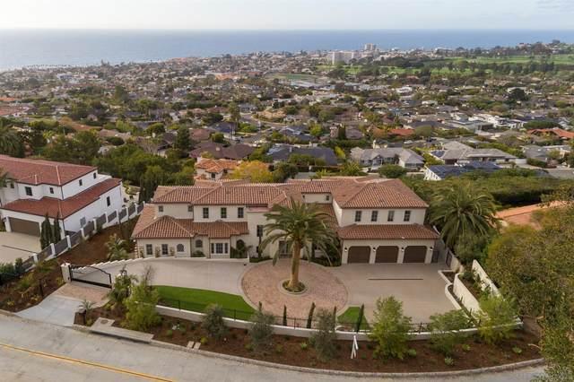 1206 Muirlands Dr, La Jolla, CA 92037 (#210006461) :: The Legacy Real Estate Team
