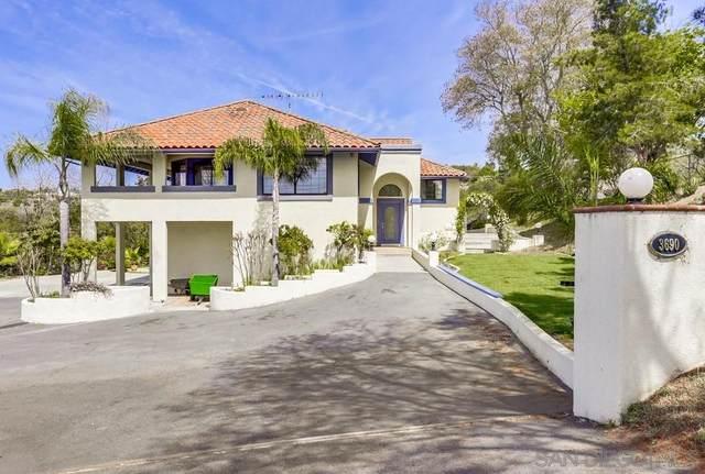 3690 Lupine Ln, Fallbrook, CA 92028 (#210008237) :: Wannebo Real Estate Group