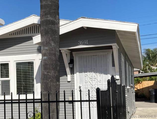 3691 Chamoune Ave, San Diego, CA 92105 (#210008994) :: Wannebo Real Estate Group