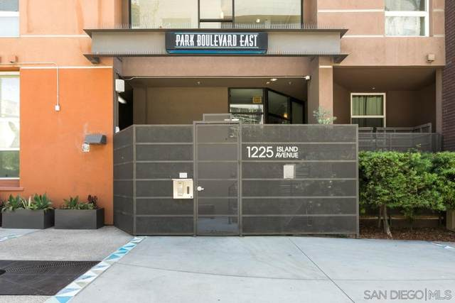 1225 Island Ave Unit #412, San Diego, CA 92101 (#210009046) :: Wannebo Real Estate Group