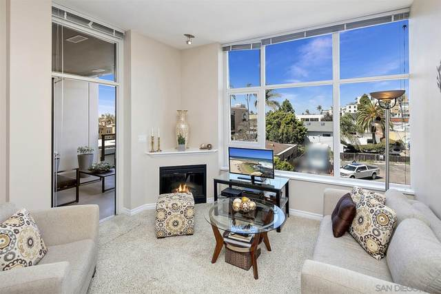 475 Redwood St #310, San Diego, CA 92103 (#210009314) :: PURE Real Estate Group